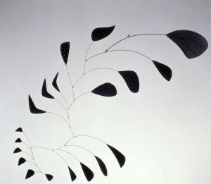 Alexander-Calder-Vertical-Foliage-mobile