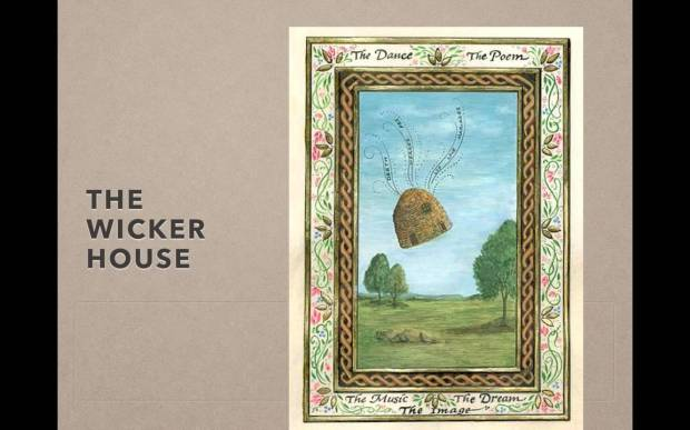 wicker-house